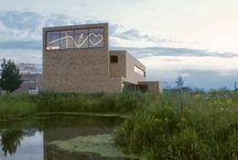 Van Kooten Architectuur - Kerkgebouwen / Kerkgebouwen door Van Kooten Architectuur ontworpen
