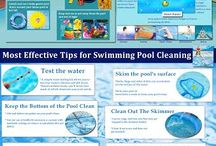 Infographics - Swimming Pool / We've put together this infographic