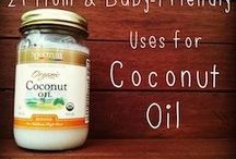Coconut Awesomeness / The many uses of coconut.