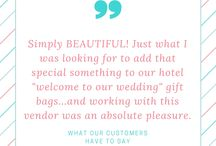 Testimonials / Kind words from our customers.