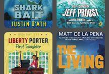 Books for Upper Elementary