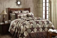Abilene Star / Abilene Star is new for Spring 2015 from VHC Brands LAsting Impressions Collection. It features a beautiful dark red, light tan, burgundy and brown quilted 5 point star pattern. Shop for it now at Beth's Country Primitive Home Decor (http://www.bethscountryprimitivehomedecor.com).