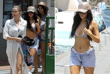 Kendall and Kylie Jenner News / by CELEBUZZ