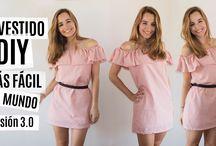 DIY Vestidos