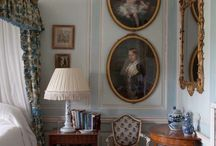 Antique Interior Bedroom