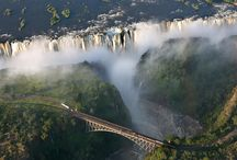 Victoria Falls / Africa's adventure playground, boasting an array of terrific adventure activities and the world-famous Victoria Falls. http://www.secretearth.com/destinations/166-victoria-falls