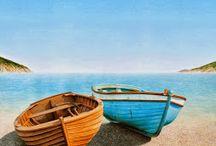 paisajes marinos
