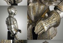 Middle Age Armour