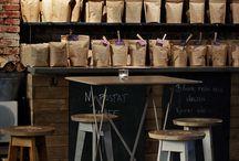 Kaffe o Restauranger att besöka