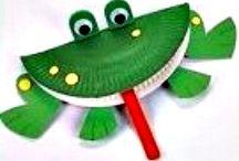 Go Frog Go / by Haley Eryn
