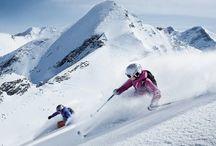 Freeride / Pokud už vás omrzelo lyžování v lyžařských střediscích a lákají vás panenské svahy, freeride může být tím pravým pro vás. Jak se vybavit, na co si dát pozor a jak začít...