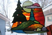 Glass - Trees