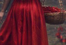 Jennifer Inspiration: Red Riding Hood
