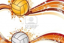 Volleyball  / by Stephanie Morgan