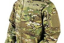 [Military] Jackets, shirts