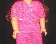 Crochet Doll Clothes / by Alida R