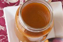 Food- Sauces, Syrups