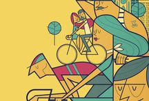 Illustration / Ale giorgini