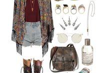Hippie, boho