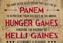 Hunger Game theme
