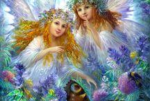 Fairies  / by Alice Gripkey
