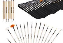 Tools & Accessories - Nail Art Equipment