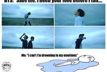 BTS Mems ❤
