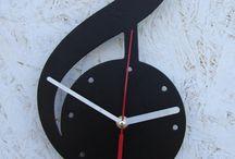 Designerskie zegary ścienne / Zegary ścienne- aby milej leciał nam czas:)