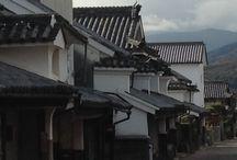 徳島・美馬市(歴史的建造物) / 徳島県・美馬市脇町南町 重要伝統的建造物群保存地区