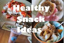 Snacks / by Mary Shively