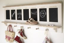 Chalkboard decoration ideas