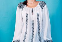 Limited Edition / Traditional Romanian blouses