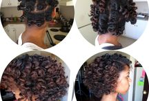 Jojo c / Hair