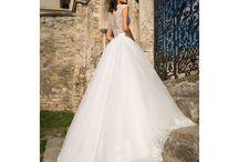 Predaj svadobných šiat / Luxusné značkové svadobné šaty na mieru.