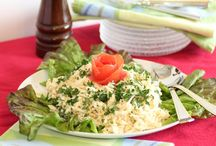 Sides & Salads Recipes / by lala