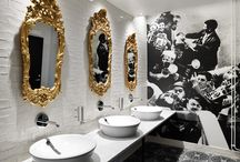 Bathroom styles / Somewhere your rubber ducky would feel right at home. / by Scandic Hotels