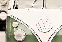 VW Campers & Busses