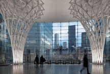 Tragwerk Studio3 / Studio Fuksas  Opera House Zaha Hadid  Stuttgarter Flughafen Flughafen St Petersburg