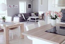 Obývačkokuchyna