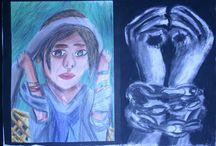 Joelle's  art