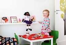 Kids room -Inspiration and DIY  / by Rebecca Green Cupido