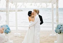Beach Wedding / Getting married at the beach and need inspiration for your special day?  Let Ella Moda help you out!