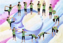 joga, hubnutí