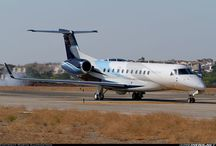 Charter Jet / Air travel via charter jets / by Geminigail