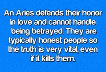Aries / by Amanda Riggins