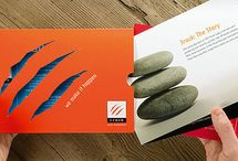 Corporate Flyer Inspiration  / by LA Designs