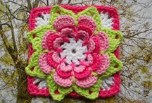 Granny squares / by Leanne Hill