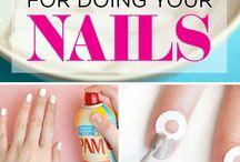 Life hacks nails