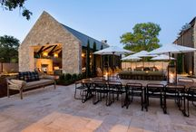 Winery and vineyard tasting rooms