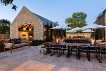 Winery and vineyard tasting rooms